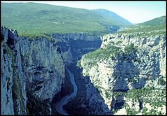 Grand Canyon du Verdon