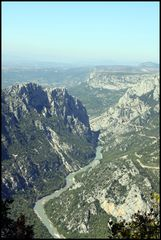 Grand Canyon du Verdon.