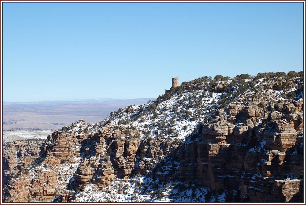 Grand Canyon im Winter (2008)