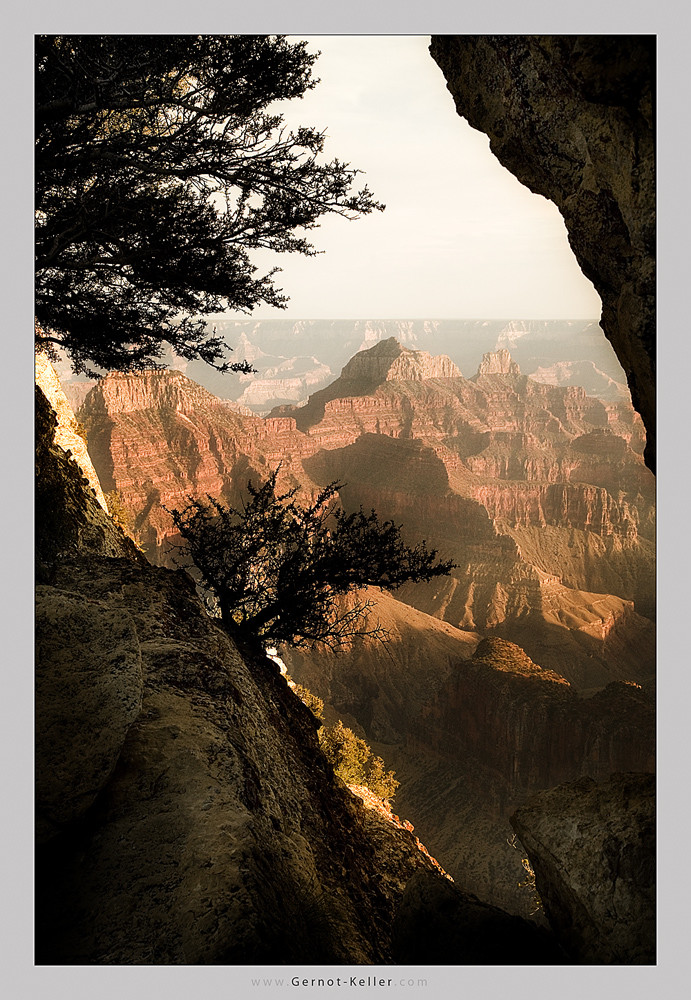 Grand Canyon North Rim, Sunset