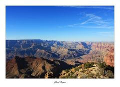 Grand Canyon or: How to party your birthday