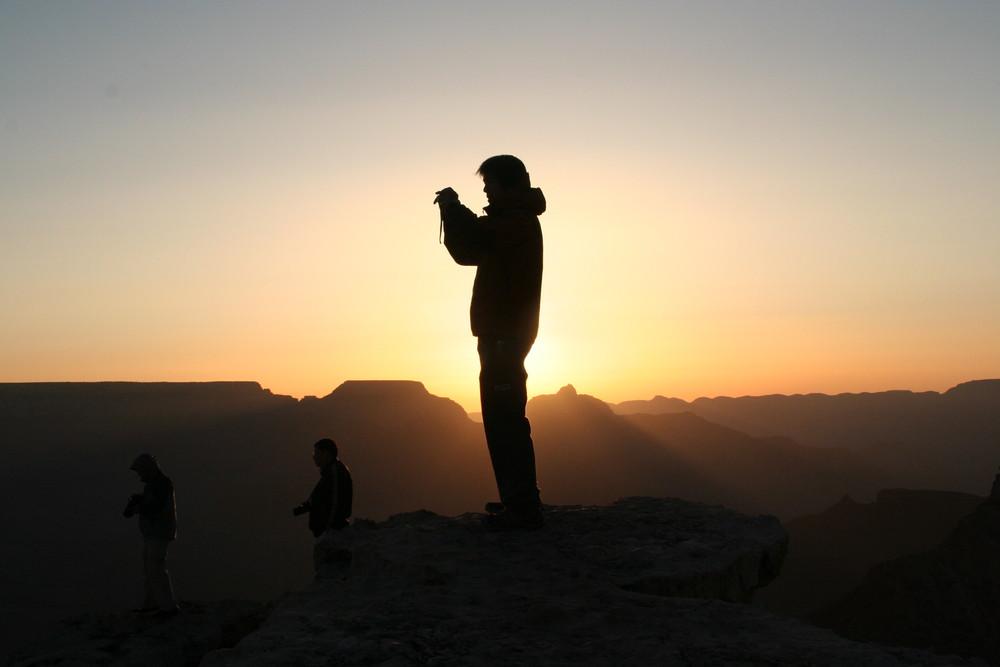 Grand Canyon Sonnenaufgang USA Ü789K ca-09-col