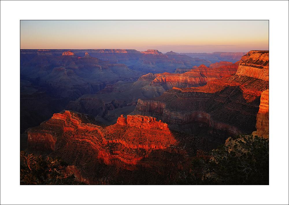 Grand Canyon Sunset (II)