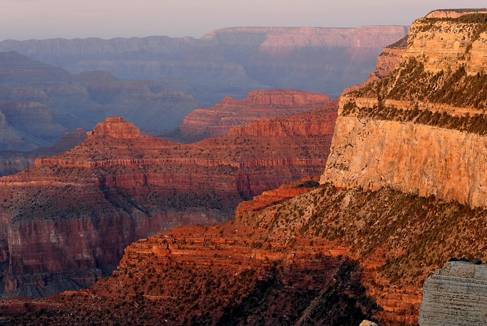 Grand Canyon - Sunset view from Mariposa point #2