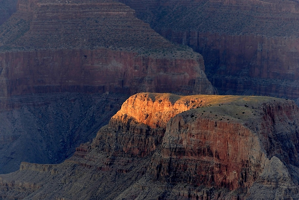 Grand Canyon - Sunset view from Mariposa point #5