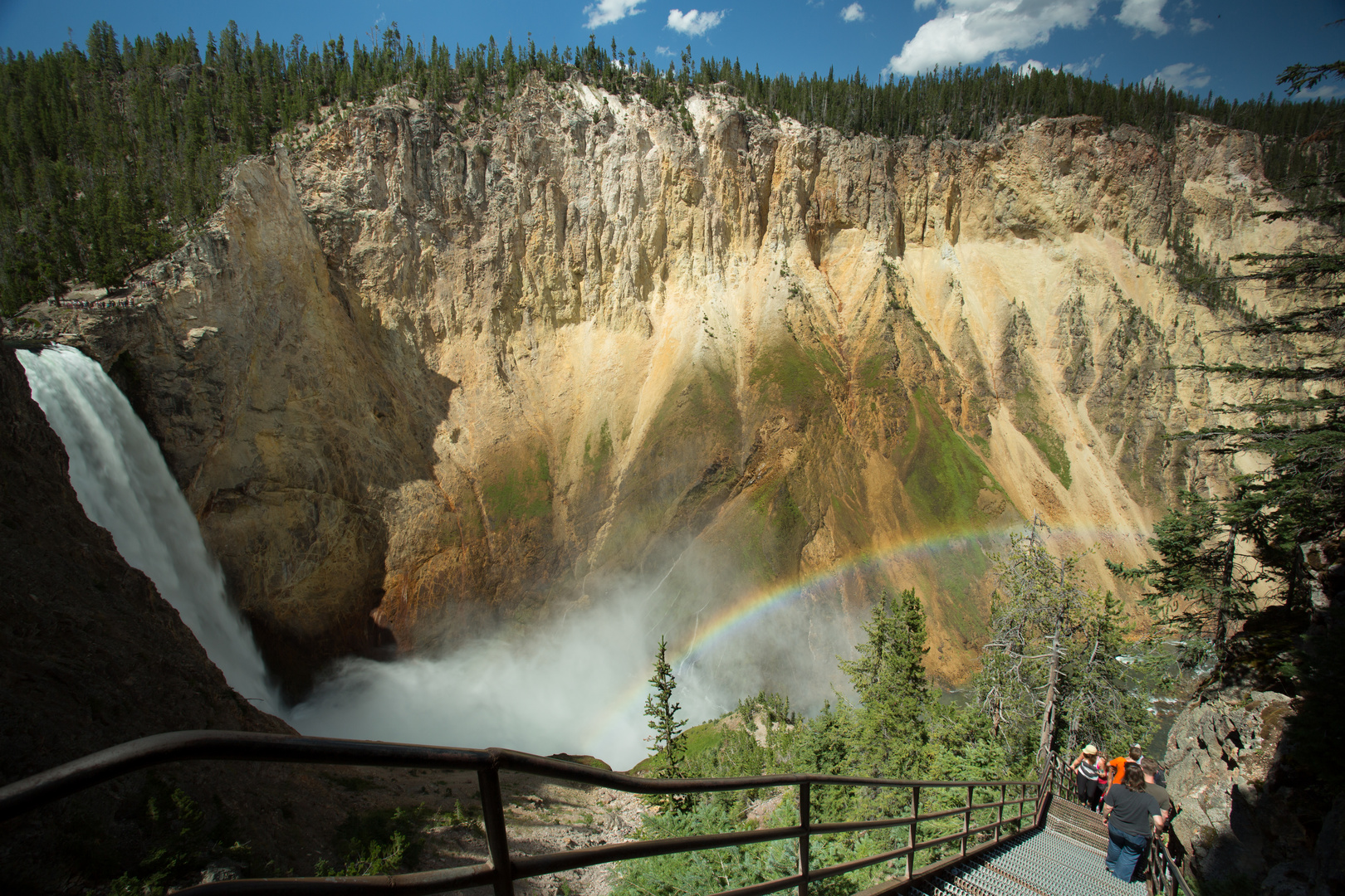 Grand Canyon Yellowstone NP