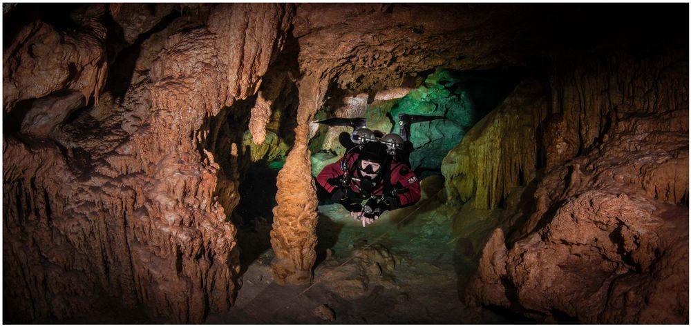 Grand Cenote IV