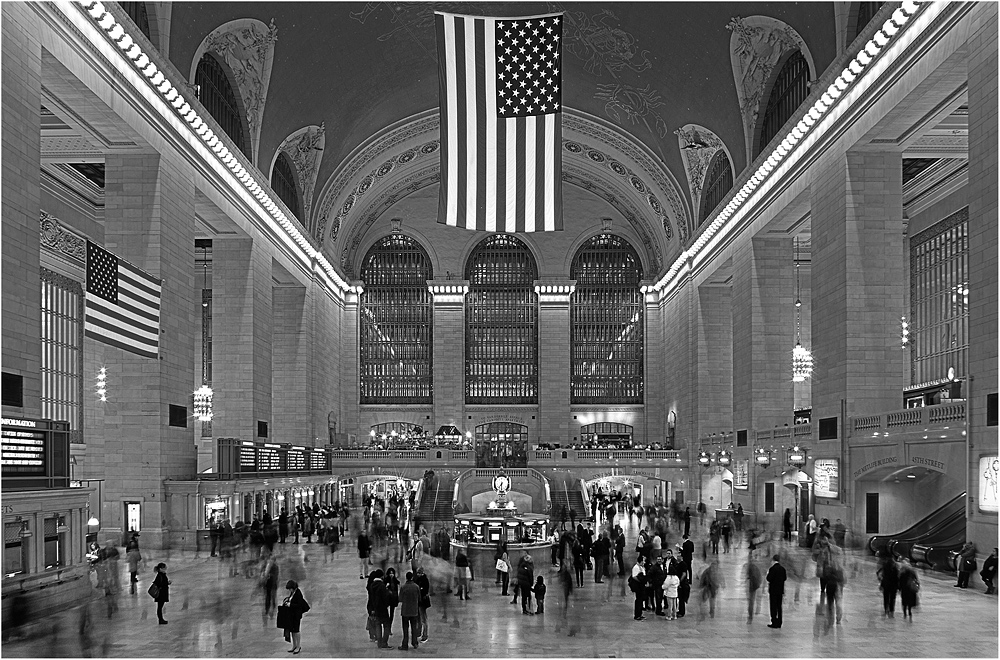 """ Grand Central Station """