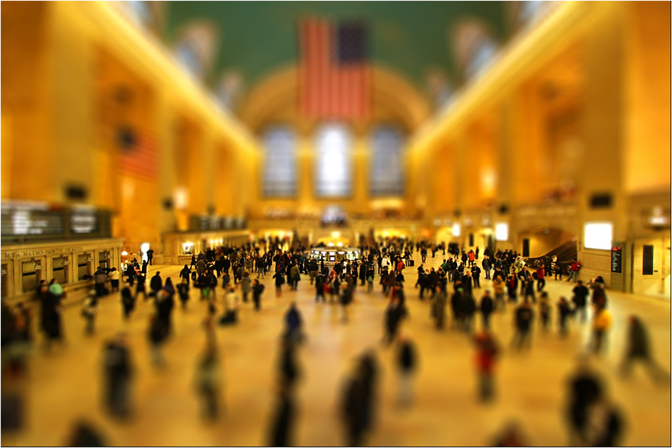 [ grand central station ]