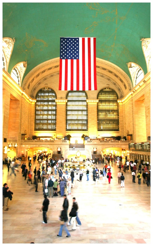 Grand Central Station N.Y.