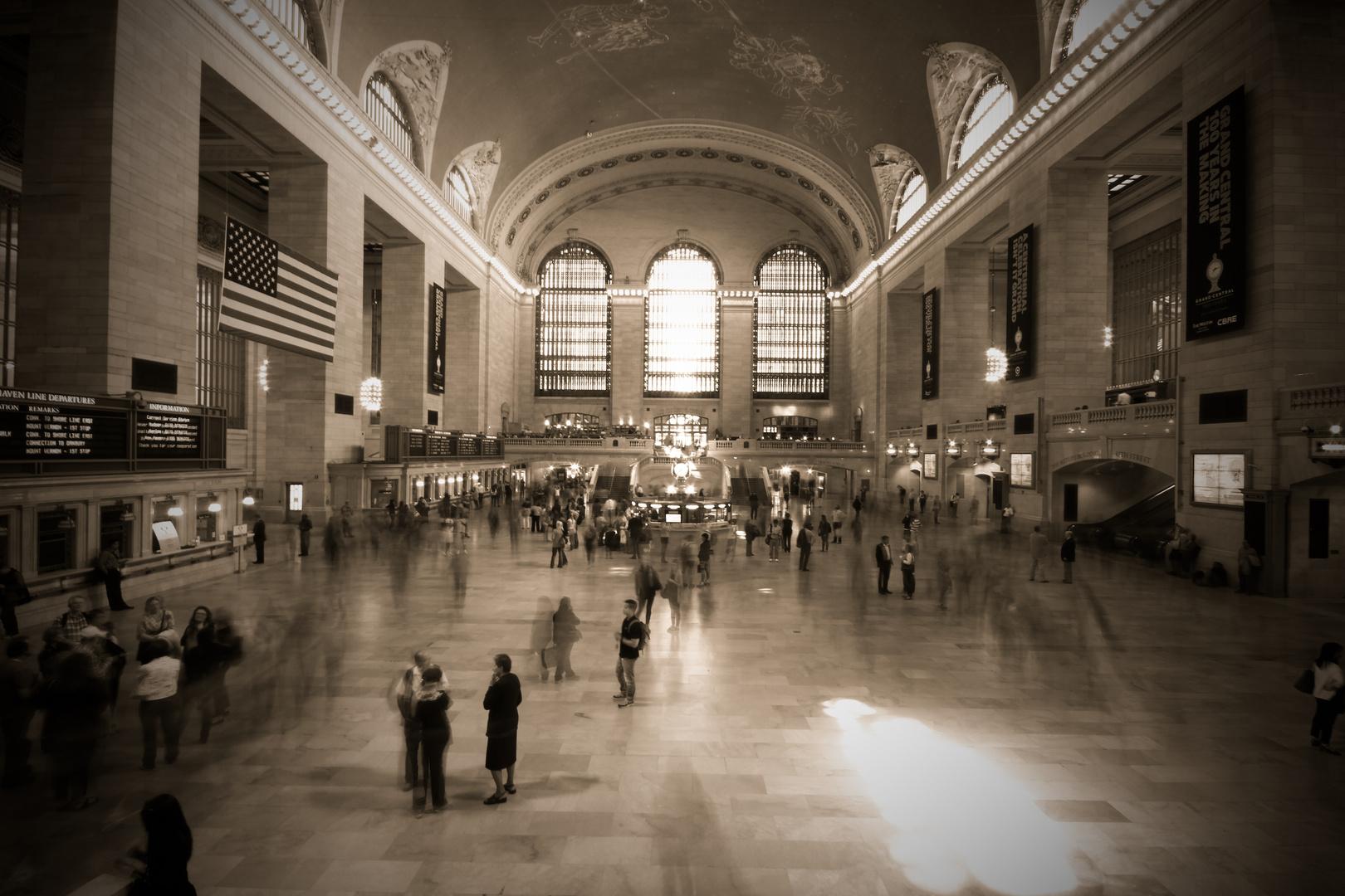 Grand Centrral Station