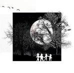 grand désir d'aller...à parler avec le bois et avec la lune