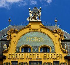 """ GRAND HOTEL EUROPA """