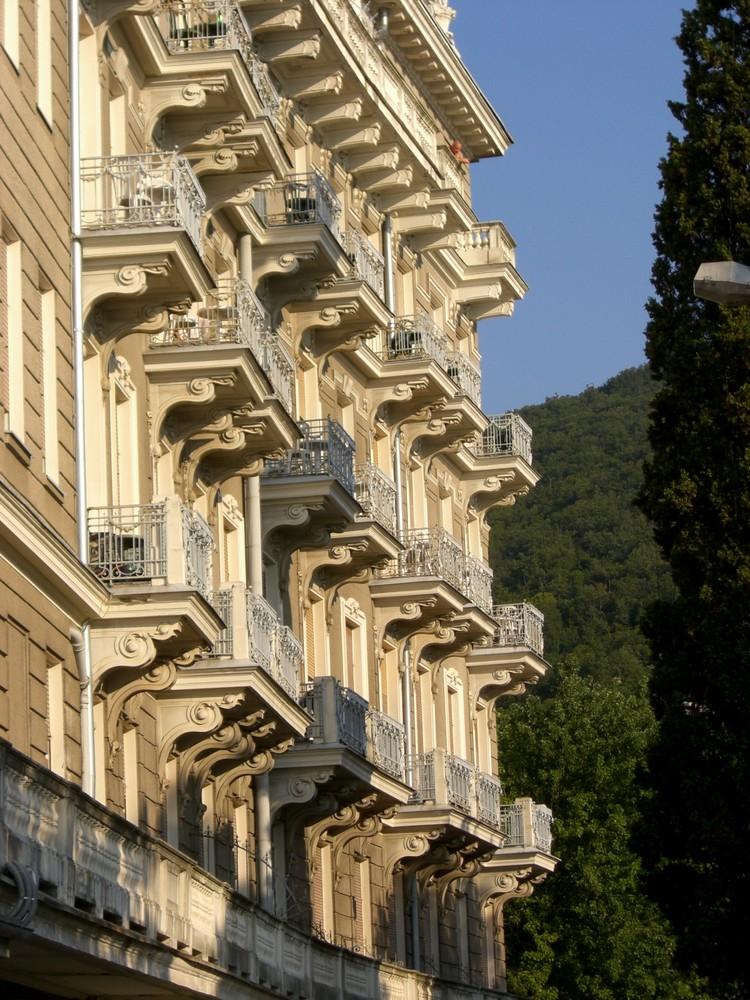 Grand Hotel Palace Opatija Foto Bild Architektur Profanbauten Hotels Bilder Auf Fotocommunity