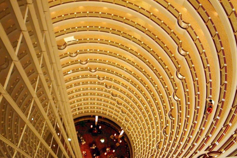Grand Hyatt Hotel im Jin Mao Tower