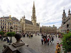 Grand Place, Brüssel - II