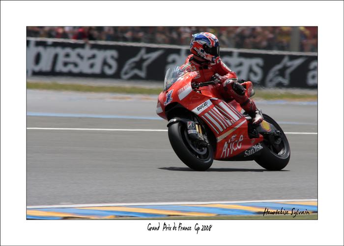 grand prix de france moto gp 2008