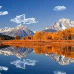 Grand Teton-Oxbow Bend-Indian Summer