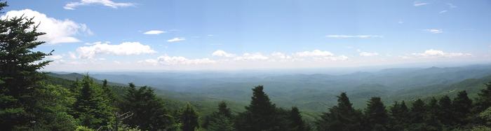 Grandfather Mountain Stitch North Carolina