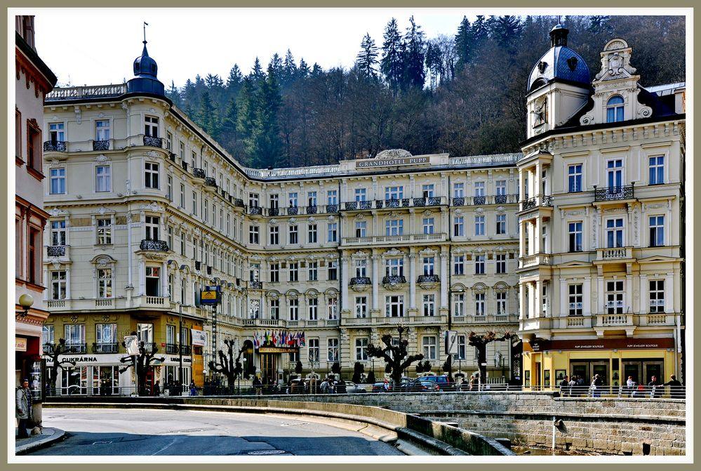 Grandhotel Pupp, Karlsbad Tschechien II