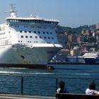 Grandi manovre-Porto di Ge