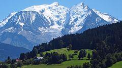 grandiose mont blanc