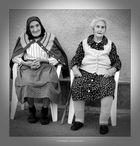 Grandma' and a Friend