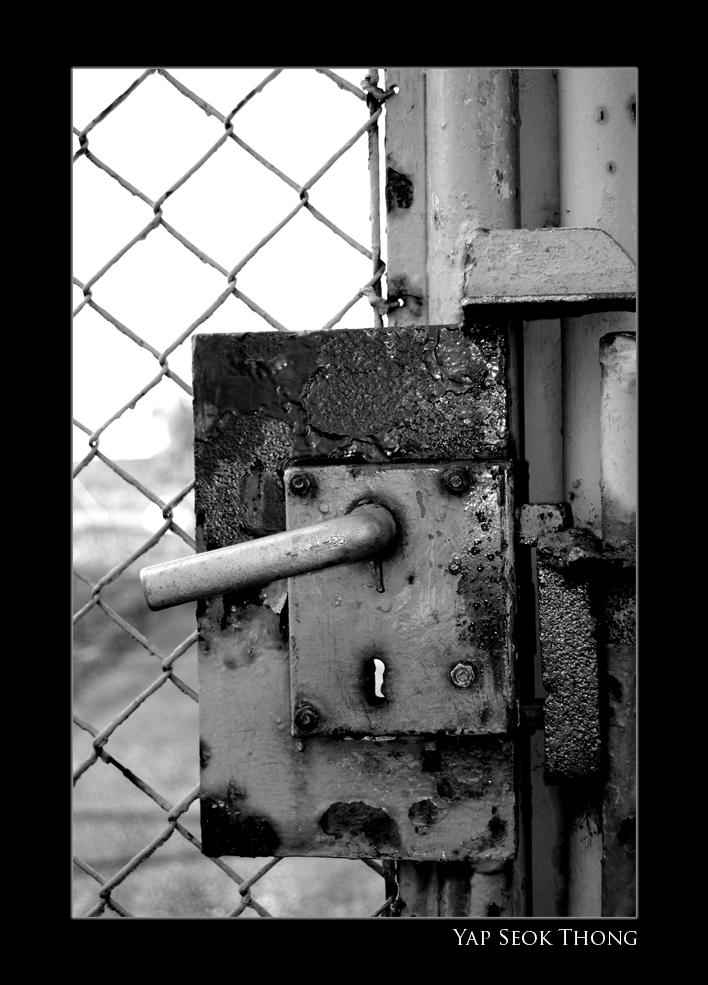 Grandpa's old door