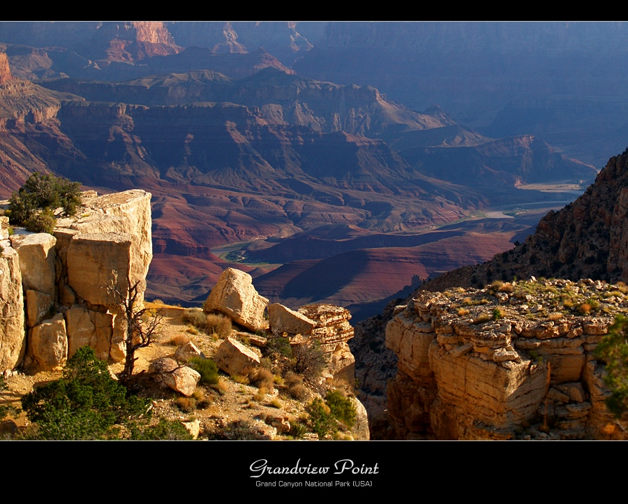 Grandview Point - Grand Canyon National Park (USA)