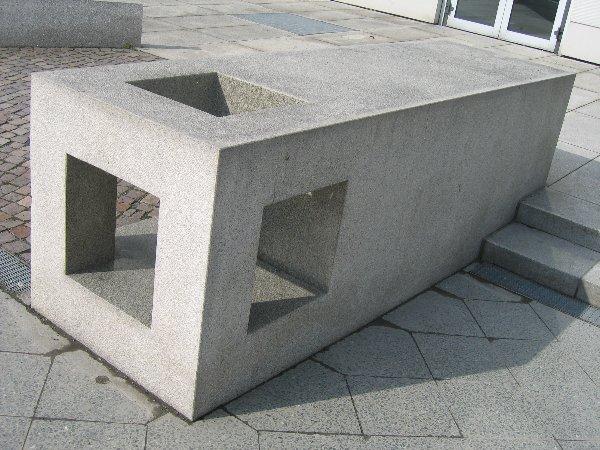 Granitwürfel /-quader