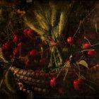 Grano e ciliege