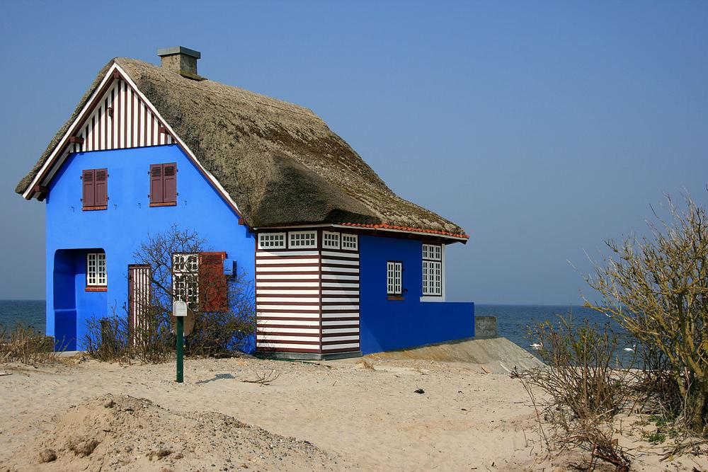 Graswarder Haus Foto & Bild