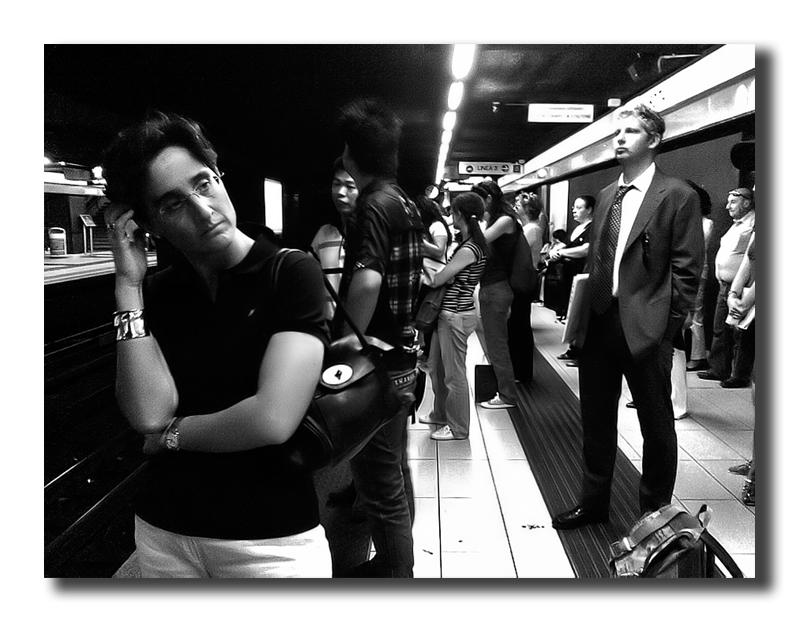 grattacapi in Metro