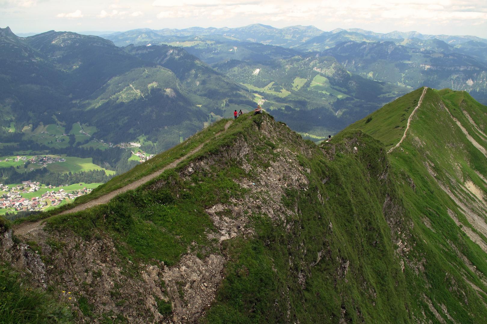 Gratwanderung Bayern