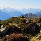 Gratwanderung am Aletschgletscher