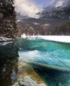 Graubündens Smaragd Pool