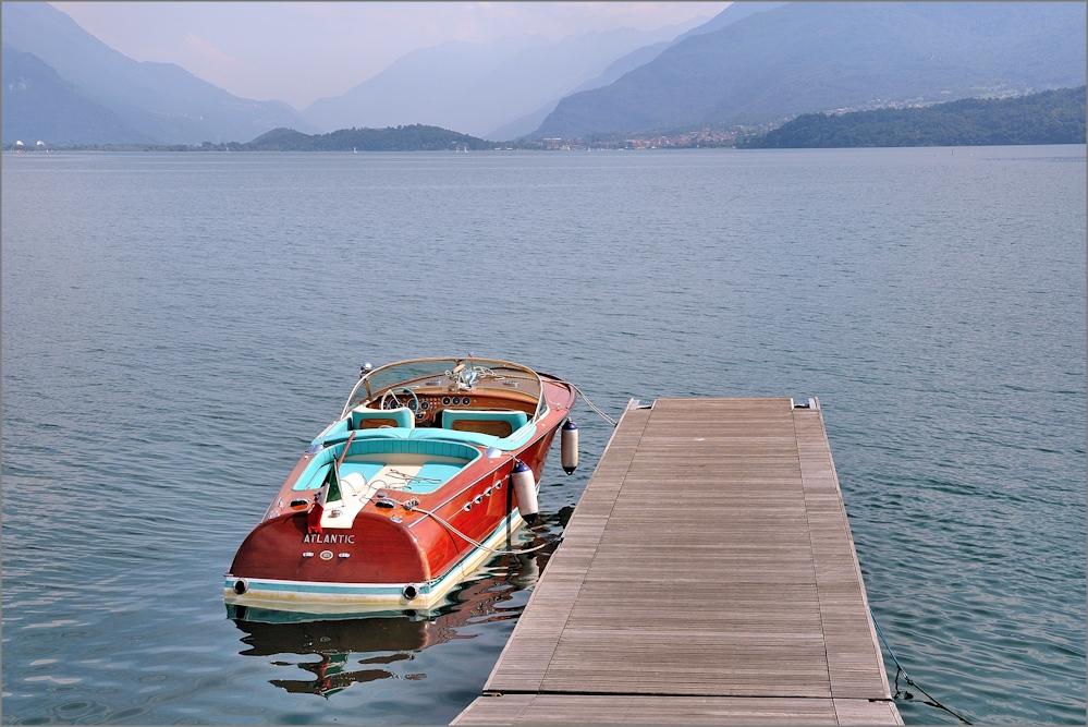 Gravedona - Das Boot