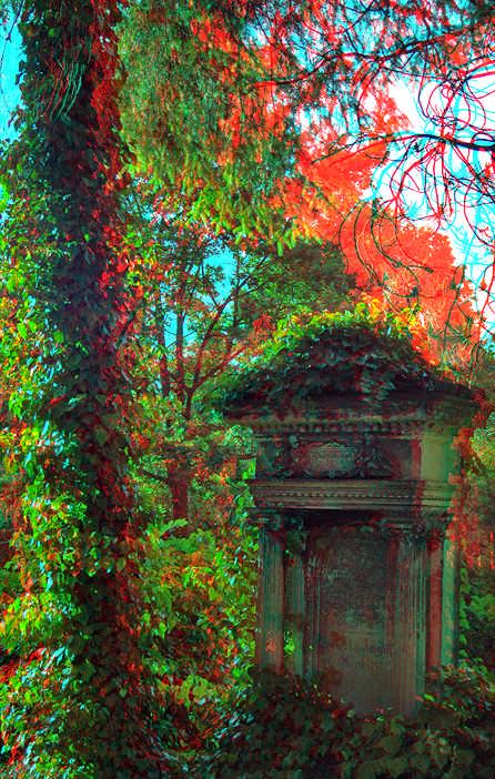 Graveyard 3D