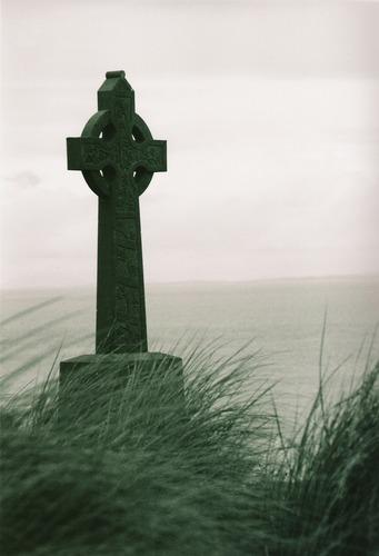 Graveyard on Inis Òire