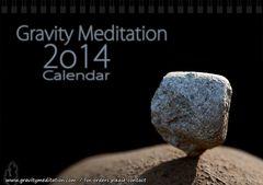 Gravity Meditation 2o14 Calendar