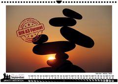 Gravity Meditation Calendar 2015 SEPTEMBER