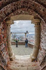 Graz - auf`m Schlossberg
