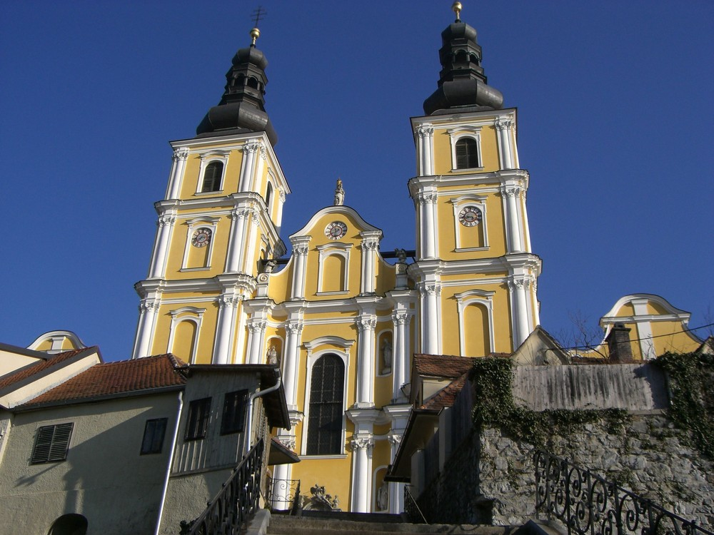 Graz: Die Basilika Mariatrost