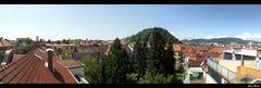 Graz und der Schloßberg