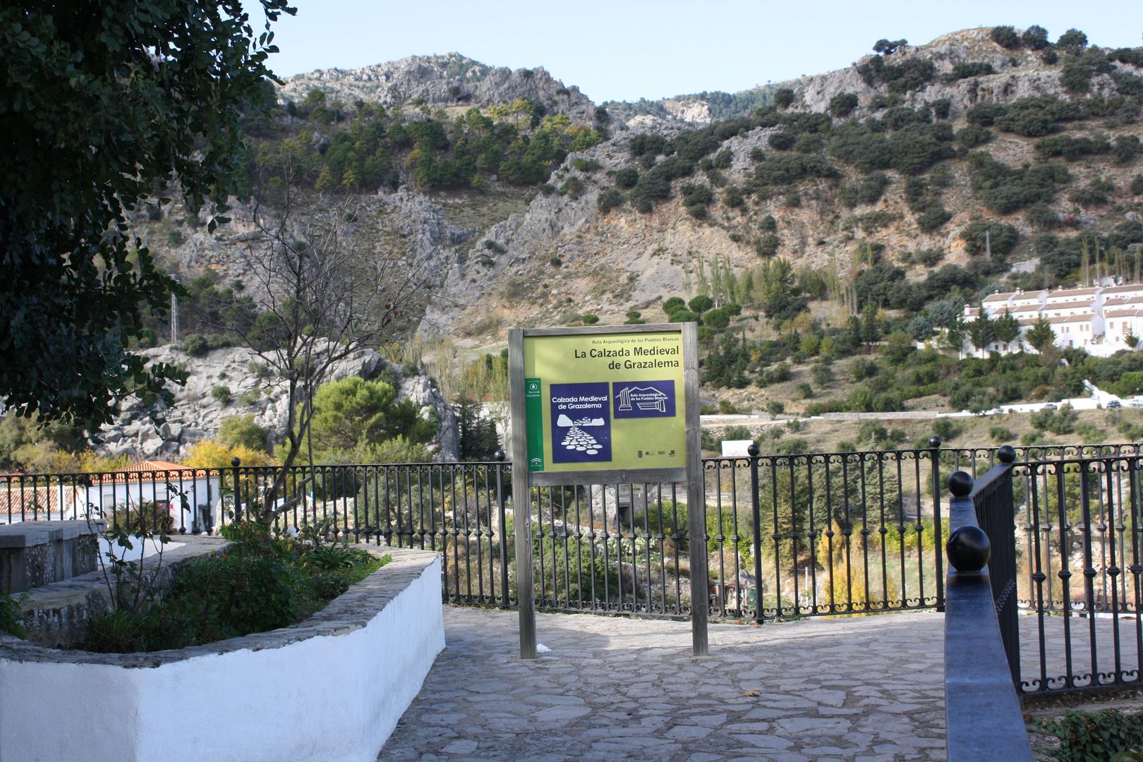 Grazalema Sierra de Cadiz