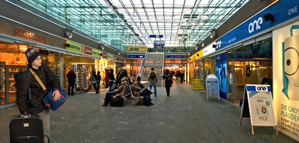 Grazer Hauptbahnhof