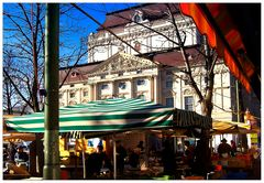 Grazer Oper zu Silvester
