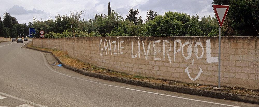 Grazie Liverpool - Teil 2?