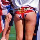 Great Britain's fan of rowing