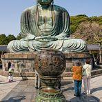 Great Buddha - Kamakura